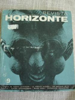 Ver os detalles de:  Revista Horizonte nº 9