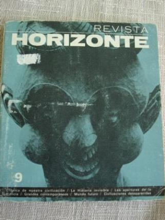 Revista Horizonte nº 9 - Ver os detalles do produto
