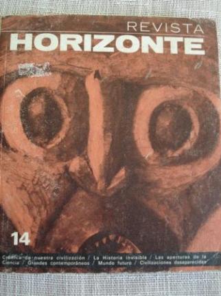 Revista Horizonte nº 14 - Ver os detalles do produto