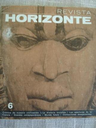 Revista Horizonte nº 6 - Ver os detalles do produto