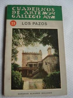 Ver os detalles de:  Los pazos. Cuadernos de Arte Gallego, nº 25