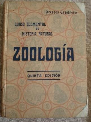 Zoología. Curso elemental de Historia Natural - Ver os detalles do produto