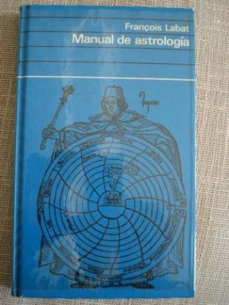 Manual de Astrología - Ver os detalles do produto