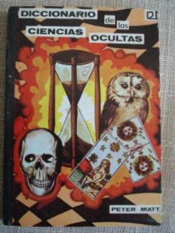 Ver os detalles de:  Diccionario de las Ciencias Ocultas