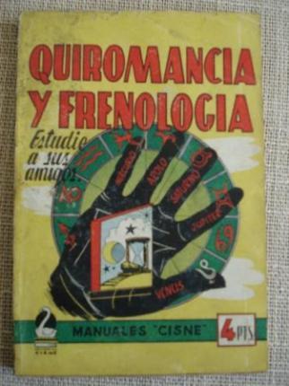 Quiromancia y Frenología. Estudie a sus amigos - Ver los detalles del producto