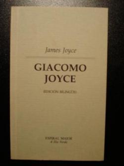 Ver os detalles de:  Giacomo Joyce