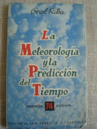 La Meteorología y la predicción del tiempo - Ver os detalles do produto