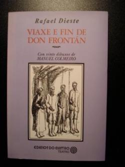 Ver os detalles de:  Viaxe e fin de Don Frontán