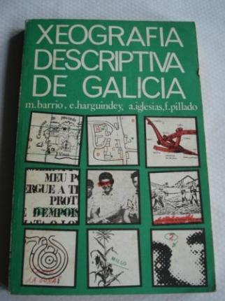 Xeografía descriptiva de Galicia - Ver os detalles do produto