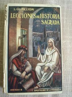 Ver os detalles de:  Lecciones de Historia Sagrada para uso de los niños