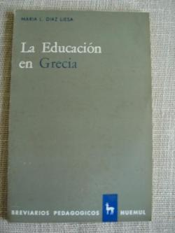 Ver os detalles de:  La educación en Grecia