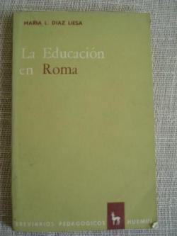 Ver os detalles de:  La educación en Roma