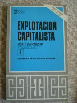 Ver os detalles de:  Explotación capitalista