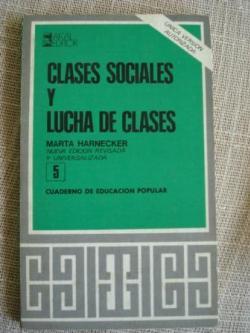 Ver os detalles de:  Clases sociales y lucha de clases