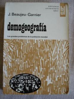 Ver os detalles de:  Demogeografía