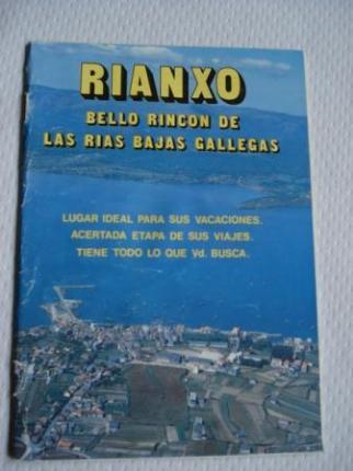 Rianxo. Bello rincón de las Rías Bajas gallegas - Ver os detalles do produto