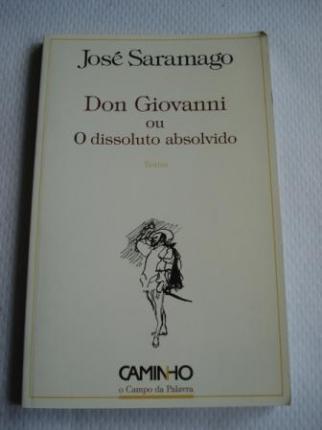 Don Giovanni ou o dissoluto absolvido - Ver os detalles do produto