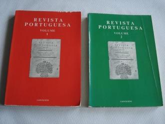 REVISTA PORTUGUESA. 2 Volumes. Ediçâo facsimilada - Ver os detalles do produto