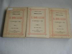 Ver os detalles de:  El idioma gallego. Su antigüedad y vida (3 Tomos). Edición facsímile