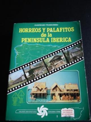 Hórreos y palafitos de la Península Ibérica - Ver os detalles do produto