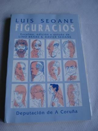 Figuraciós. Escolma, edición e estudo de Lino Braxe e Xavier Seoane - Ver os detalles do produto