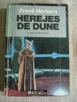 Ver os detalles de:  Herejes de Dune