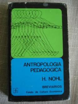 Ver os detalles de:  Antropología pedagógica