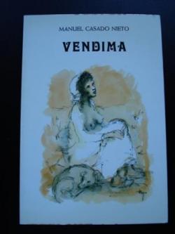 Ver os detalles de:  Vendima. Antoloxía poética galega