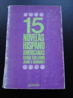 Ver os detalles de:  15 novelas hispanoamericanas