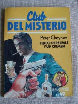 Ver os detalles de:  Cinco perfumes y un crimen