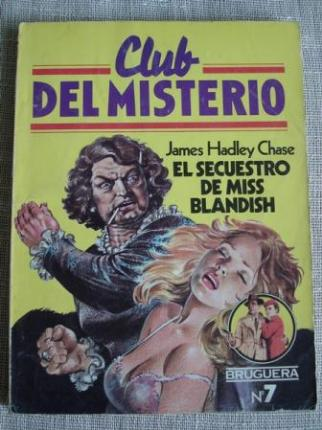 El secuestro de Miss Blandish - Ver os detalles do produto