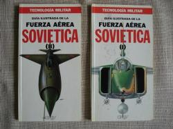 Ver os detalles de:  Guía ilustrada de la fuerza aérea soviética. 2 tomos