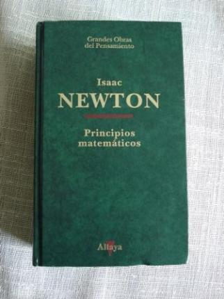 Principios matemáticos - Ver os detalles do produto