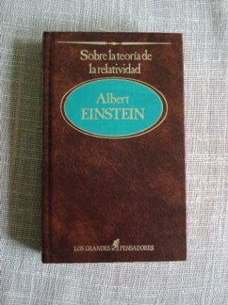 Sobre la teoría de la relatividad - Ver os detalles do produto
