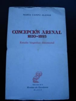 Ver os detalles de:  Concepción Arenal (1820-1893)