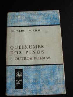 Ver os detalles de:  Queixumes dos pinos e outros poemas