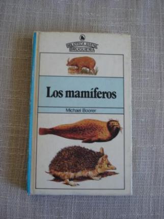 Los mamíferos - Ver os detalles do produto