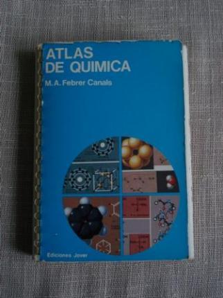Atlas de química - Ver os detalles do produto