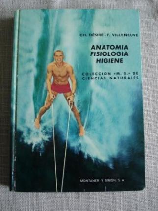 Anatomía, fisiología, higiene - Ver os detalles do produto