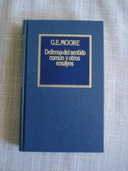 Ver os detalles de:  Defensa del sentido común y otros ensayos