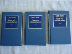 Ver os detalles de:  Tratado de la naturaleza humana. 3 tomos