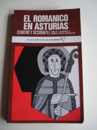 El románico en Asturias (Centro y occidente) - Ver os detalles do produto
