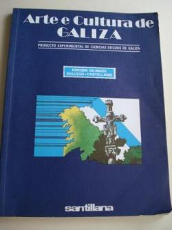 Ver os detalles de:  Arte e Cultura de Galiza. Proxecto experimental de Ciencias Sociais de Galiza