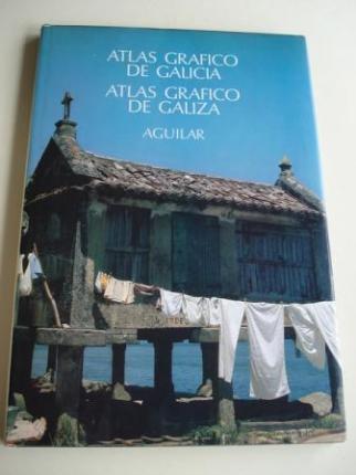 ATLAS GRÁFICO DE GALICIA / ATLAS GRÁFICO DE GALIZA (Edición español- galego) - Ver os detalles do produto