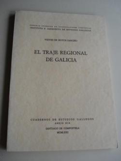 Ver os detalles de:  El traje regional de Galicia