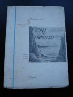 Ver os detalles de:  Echi di Finisterre. Antologia di poeti gallegos