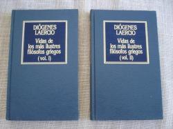 Ver os detalles de:  Vidas de los más ilustres filósofos griegos. 2 tomos