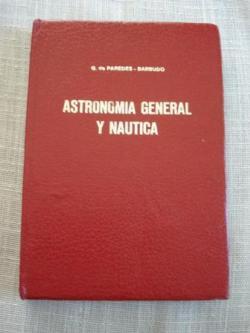 Ver os detalles de:  Astronomía general y náutica