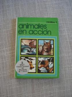 Ver os detalles de:  Animales en acción