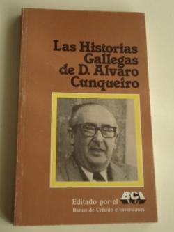 Ver os detalles de:  Las Historias Gallegas de D. Álvaro Cunqueiro